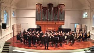 2015 Unimelb Chinese Classical Music Ensemble Concert - Click go the Shears