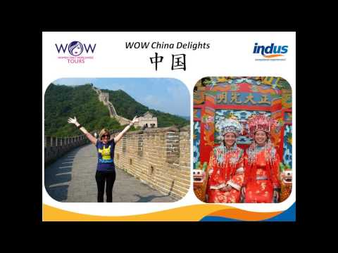 Become and expert on Women travel with Indus Travels