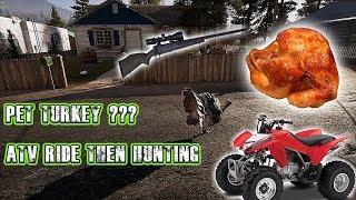 Far Cry 5 Walking My Turkey + More
