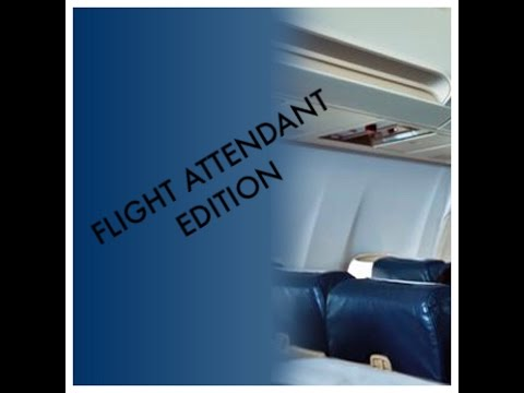 FLIGHT ATTENDANT EDITION: Passenger Handling 101