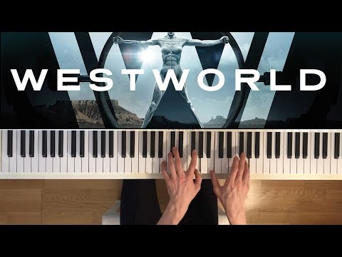 WestWorld (Piano Cover) - Sweetwater / Train Theme  (+ sheets)