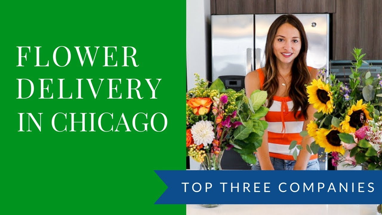 Top Three Flower Delivery Services In Chicago Lizzy Fay