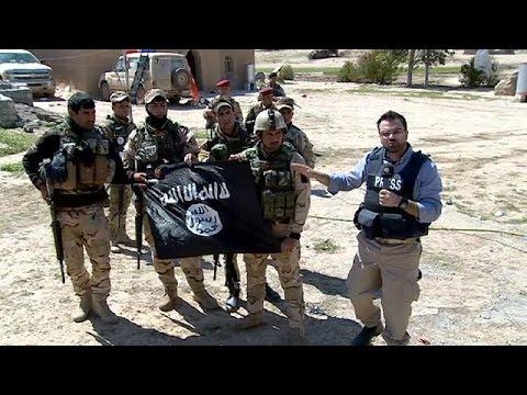 Победить ИГИЛ: корреспондент euronews передает с передовой