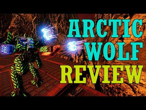 Arctic Wolf All Variants Review - MechWarrior Online