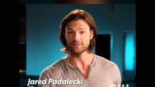 All NEW Supernatural - 5 days! - Jared - 2014