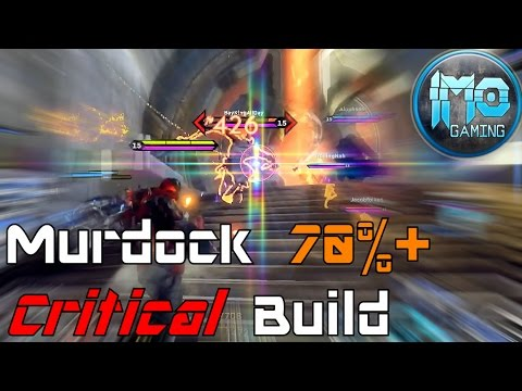 Paragon Hero Builds: Murdock Crit-To-Win Guide for Monolith