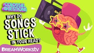 Why Do Songs Get Stuck In Our Head? | COLOSSAL QUESTIONS
