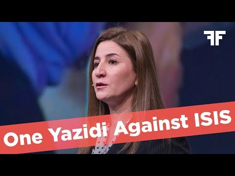 VIAN DAKHIL | ONE YAZIDI AGAINST ISIS | 2017