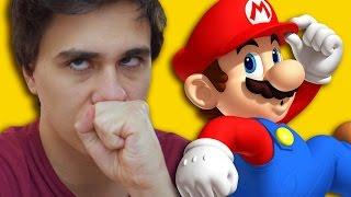 J'ÉTAIS ÉNERVÉ. :( - Super Mario Maker #4