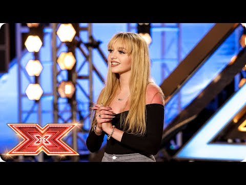 Imagen Harrison makes her Dad proud with Audition! | Auditions Week 3 | The X Factor 2017
