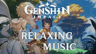 Genshin Impact - All Calm / Relaxing Music