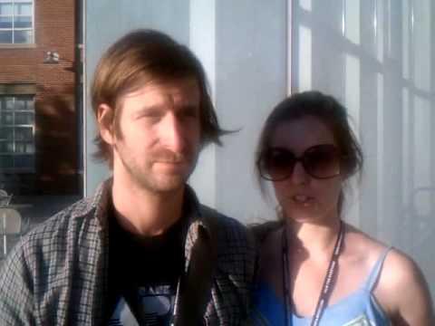 Lawrence Michael Levine and Sophia Takal