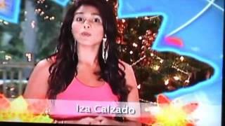 Iza Calzado Pinoy TV Christmas Greetings