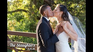 The Slaughter Wedding Slideshow at Paradise Valley Golf Course - Fairfield Ca.