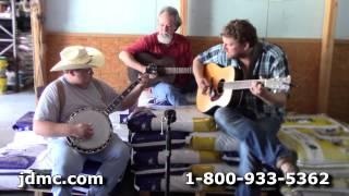 """JDMC Bluegrass Jam - """"Shuckin"""