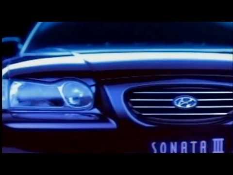 Hyundai Sonata Ⅲ 1998 Best Commercial (korea)