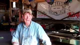 Mitchell Dillman Announces Colorado  Rock*n Logs New Location