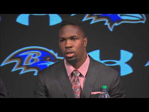 C.J. Mosley Introductory Press Conference