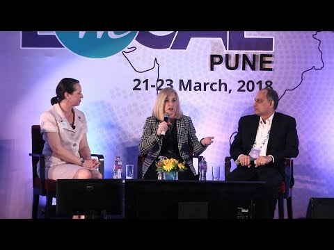 WE Local India in Pune Executive Dinner Discussion