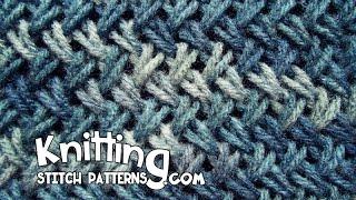 Repeat youtube video Wicker stitch aka Criss-Cross Stitch