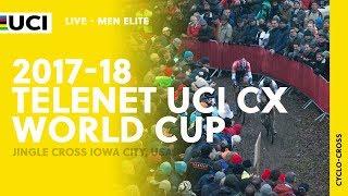 men elite 2017 18 telenet uci cyclo cross world cup jingle cross iowa city usa