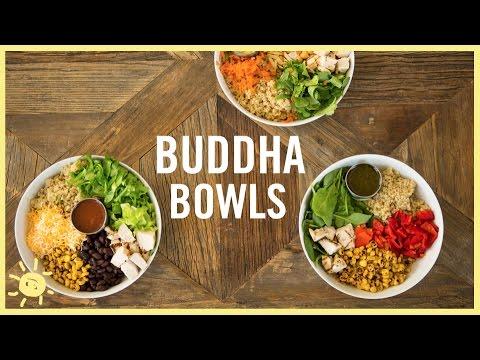EAT   Buddha Bowls 3 Ways