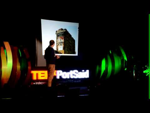 From Serso to Sydney: Ahmed Othman at TEDxPortSaid