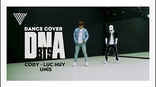 UNI5 | Cody - Lục Huy | DNA (BTS) | Dance Cover