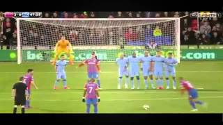 Crystal Palace 2-1 Manchester City (7/4/15)