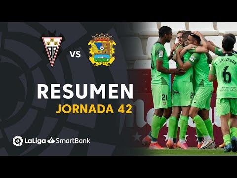 Albacete CF Fuenlabrada Goals And Highlights
