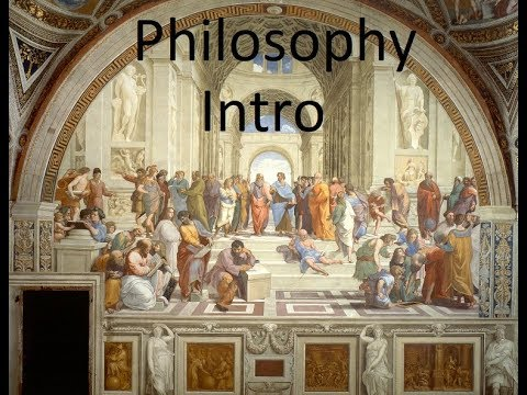 Welcome to philosophy let me guide you towards organized thinking