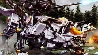 Lets Play Zoids Assault Episode 2: Strategy