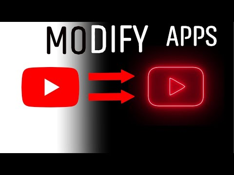 How to MODIFY Android apps [ Part 2 ]