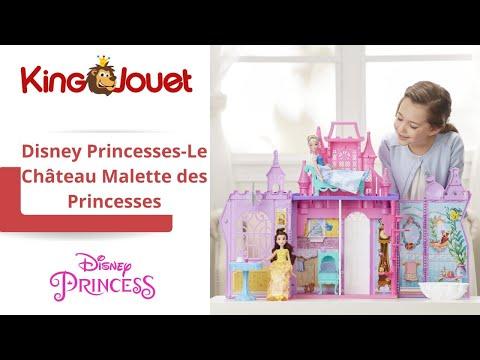 Le Des731727 Disney Princesses Malette Château ARq435jL