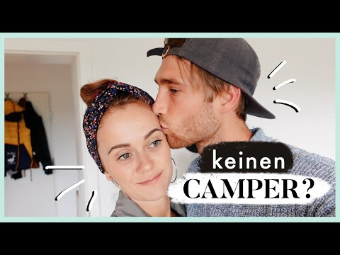 Warum wir keinen Camper Bus ausbauen wollen | MANDA Vlog