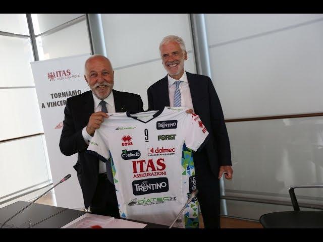 ITAS di nuovo Main Sponsor, la conferenza stampa integrale