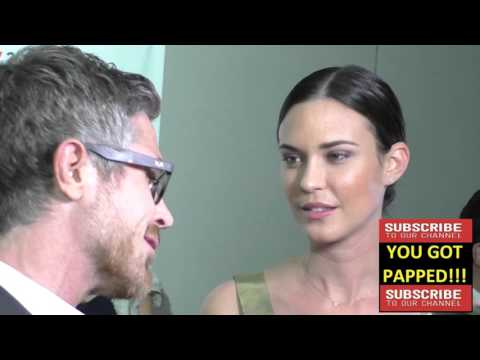 Dave Annable and Odette Annable at the LA Art  And Los Angeles Fine Art 's 2016  Nigh
