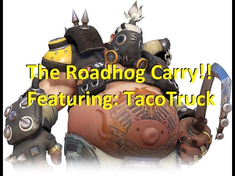 The Roadhog carry! Ft: watch point gibraltar