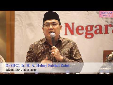 Sekjen NU : Islam Nusantara Melawan Radikalisme