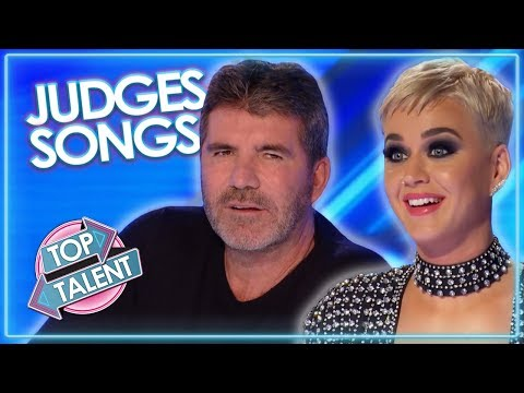 CONTESTANTS Sing JUDGES Songs! | Got talent, X Factor and Idol | Top Talent