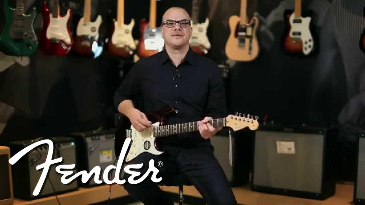 Fender American Standard Experience at Guitar Center | Fender