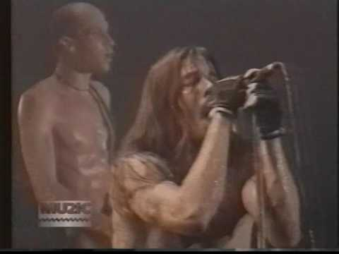 Red Hot Chili Peppers Live VHS RIP