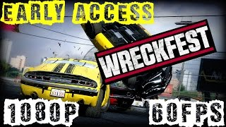 Wreckfest | Next Car Game | Gameplay No commentary Let