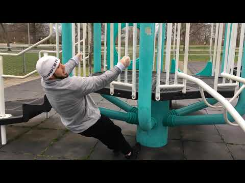 The Best Playground Workout