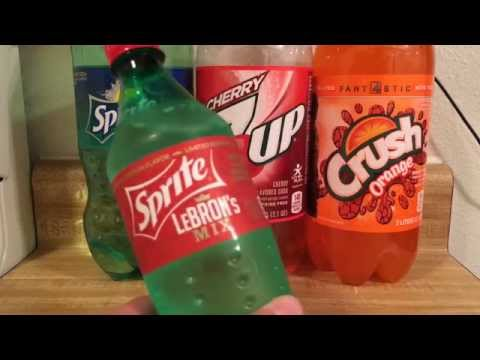 How to make your own lebron's mix sprite