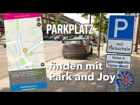 Parkplatz Finden Mit Park And Joy