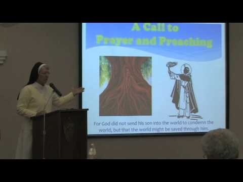 Springfield Dominican Associate formation: A Call to Prayer and Preaching 9/13/2015