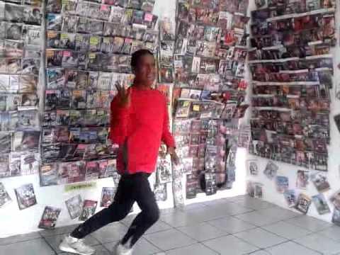 el mike bailando high energy