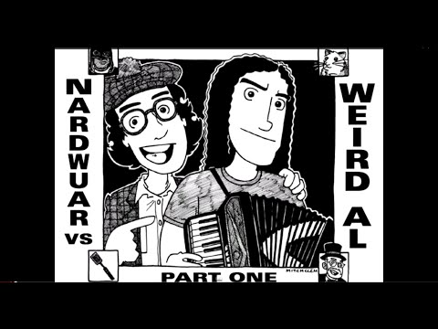 Nardwuar vs. Weird Al pt 1 of 2