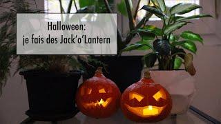 Gambar cover Je fais des mini Jack'o'Lantern | Halloween 2019